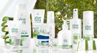 cosmetique a base d'aloe vera