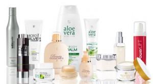 cosmetique a base d'aloe vera