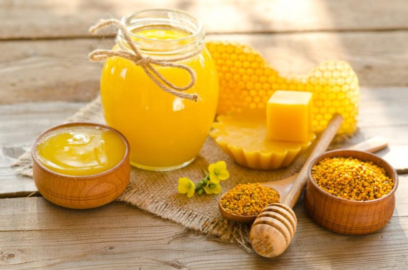 cosmetique a la cire d'abeille