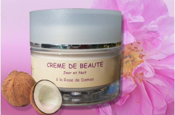cosmetique a la rose