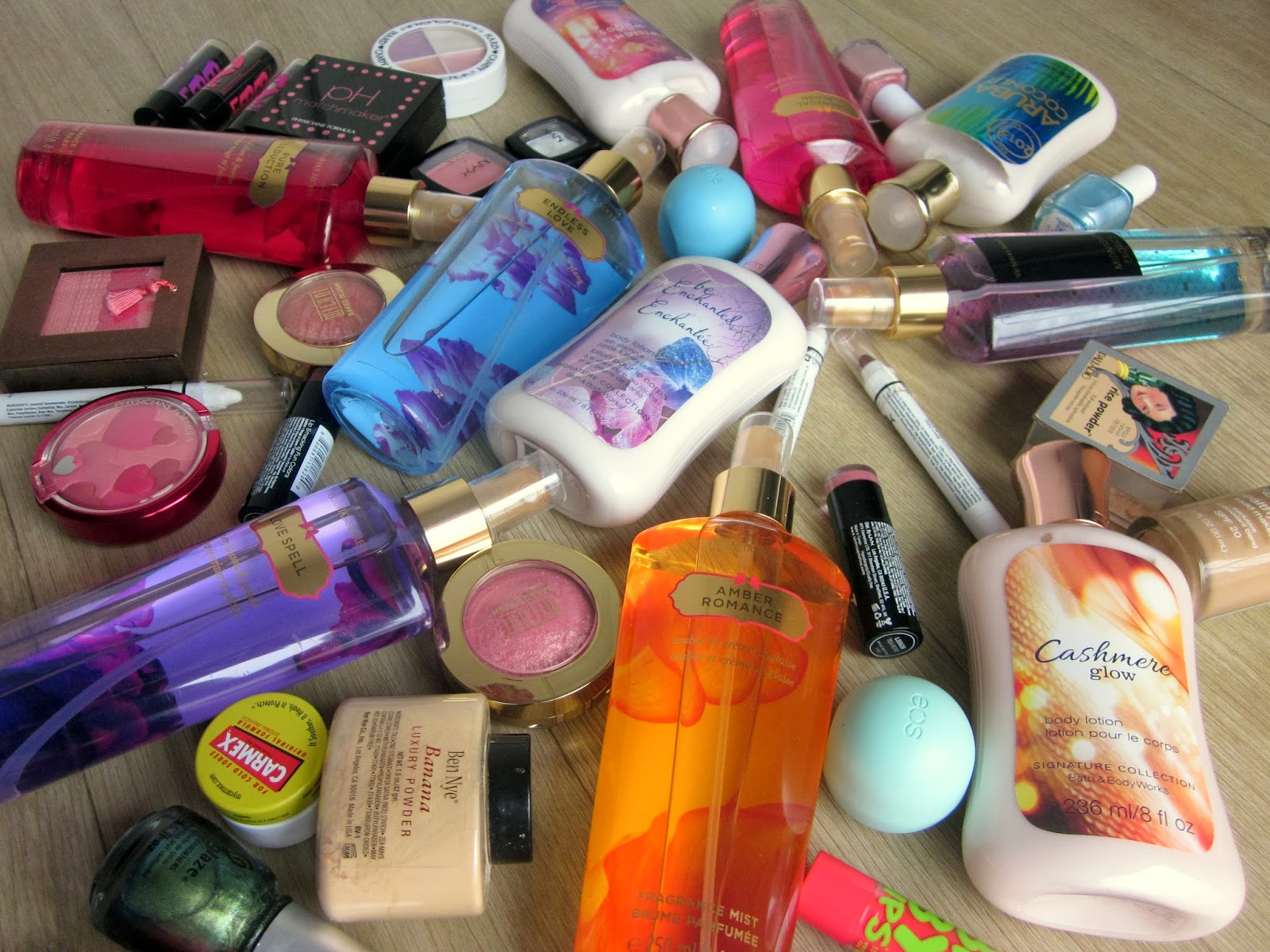 cosmetique americain