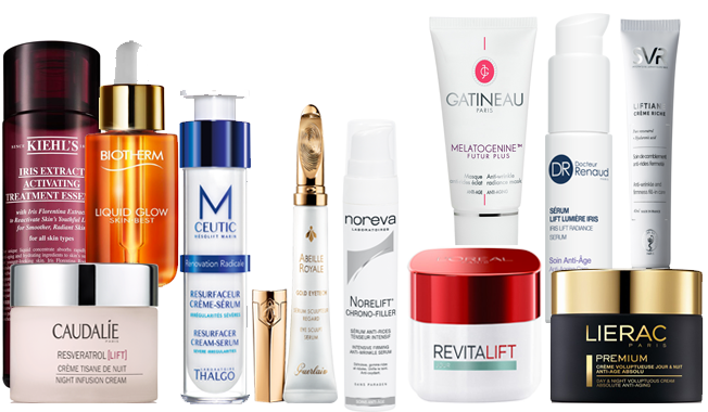 cosmetique anti-age