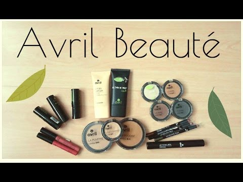cosmetique avril