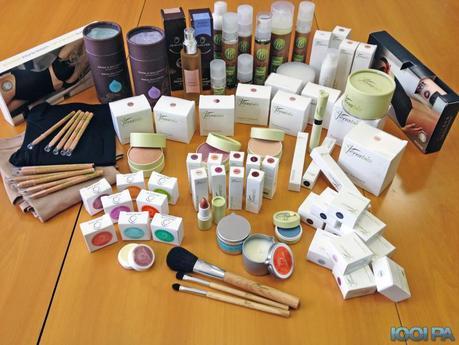 cosmetique bio a domicile