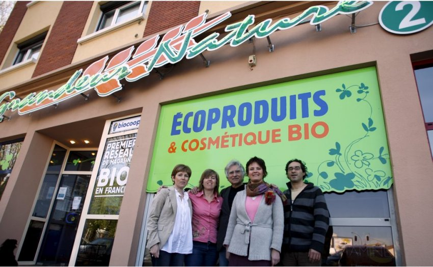 cosmetique bio a toulouse