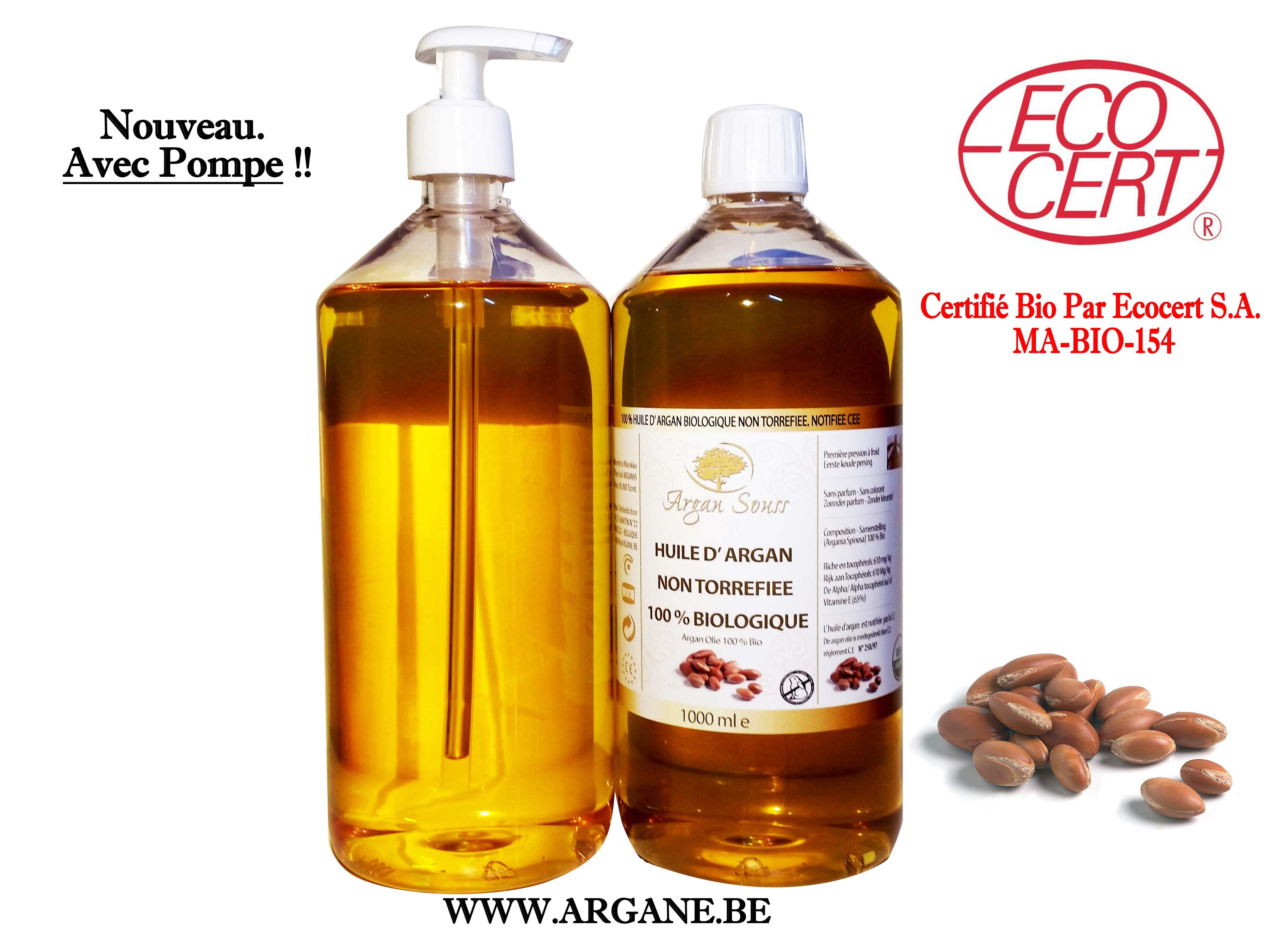 cosmetique bio argan
