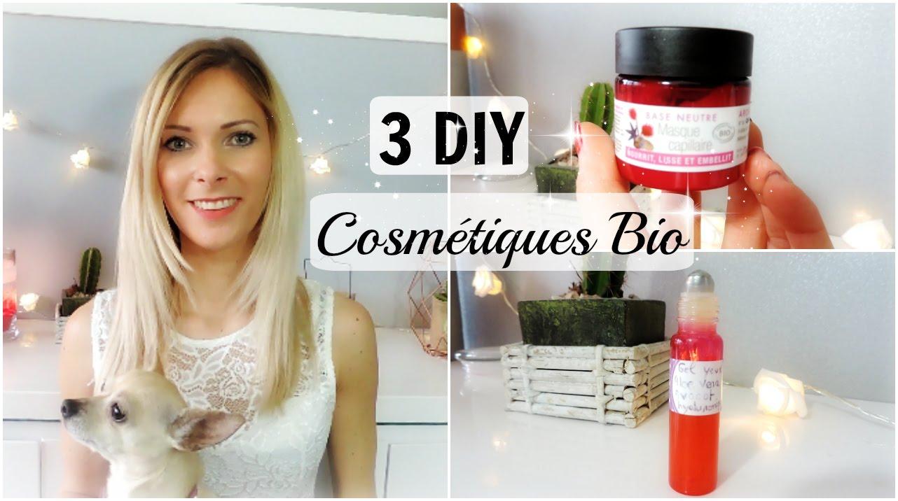 cosmetique bio aroma zone