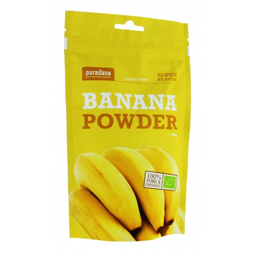 cosmetique bio banane