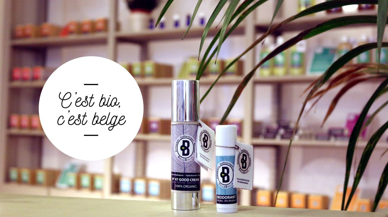 cosmetique bio belgique