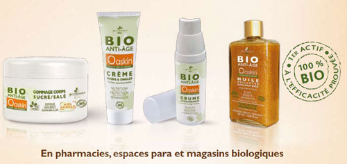 cosmetique bio en pharmacie