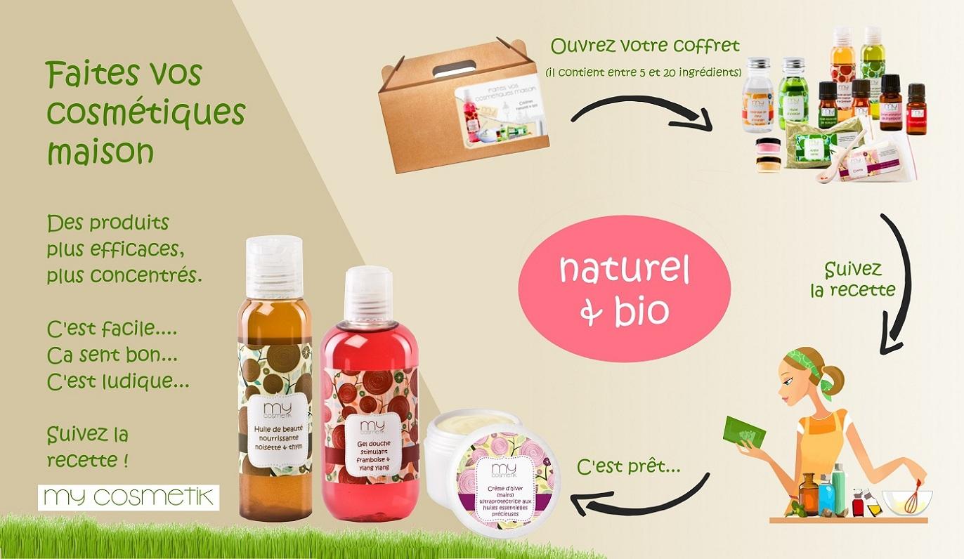 cosmetique bio fait main