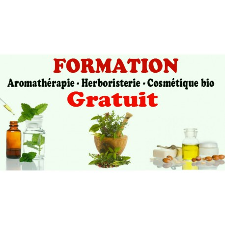 cosmetique bio formation