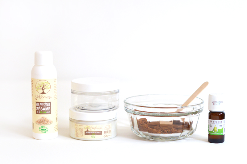 cosmetique bio homemade