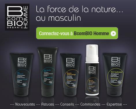 cosmetique bio homme