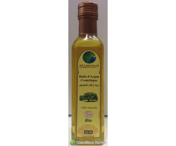 cosmetique bio huile d'argan