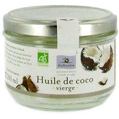 cosmetique bio huile de coco