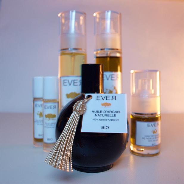 cosmetique bio huile