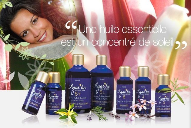 cosmetique bio huiles essentielles