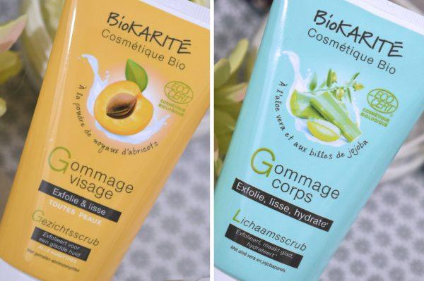 cosmetique bio karite
