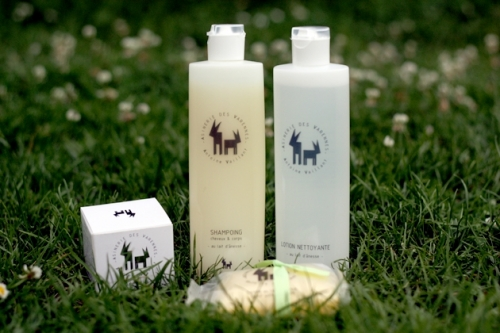 cosmetique bio lait d'anesse