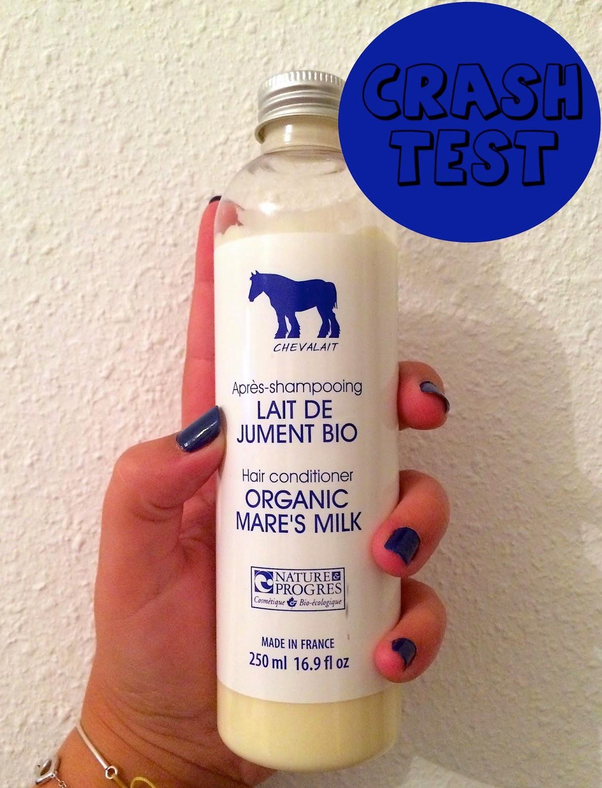 cosmetique bio lait de jument