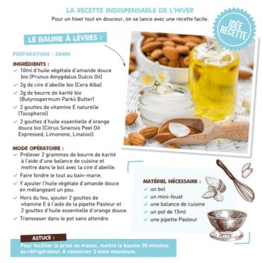 cosmetique bio maison recette