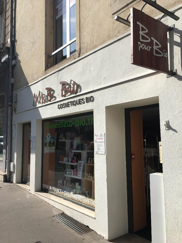 cosmetique bio nancy