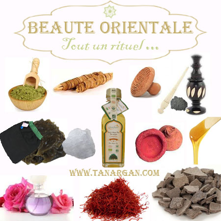cosmetique bio oriental