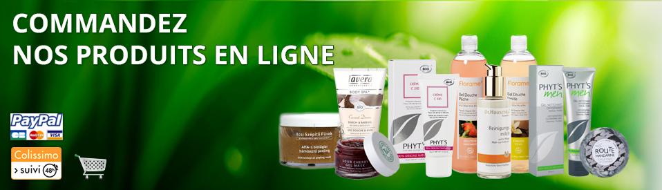 cosmetique bio pour estheticienne