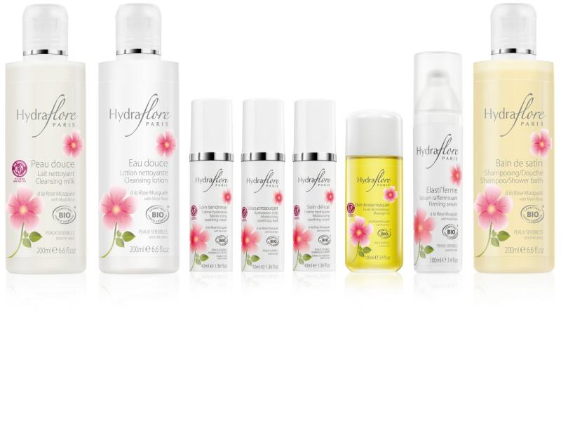 cosmetique bio pour institut de beaute