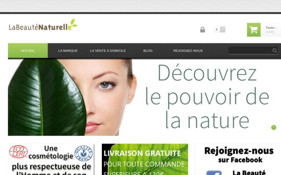 cosmetique bio recrutement