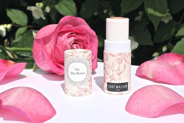 cosmetique bio rose