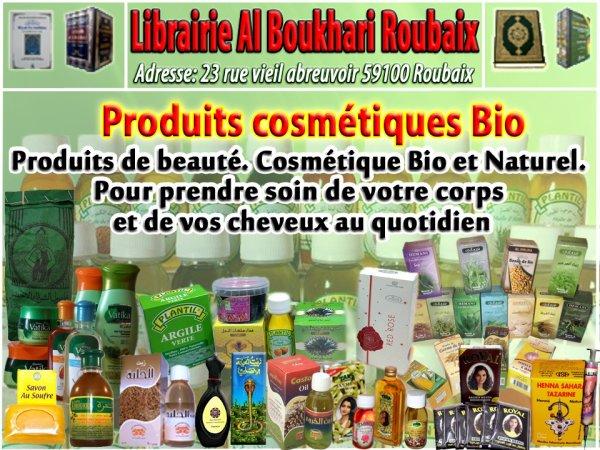 cosmetique bio roubaix