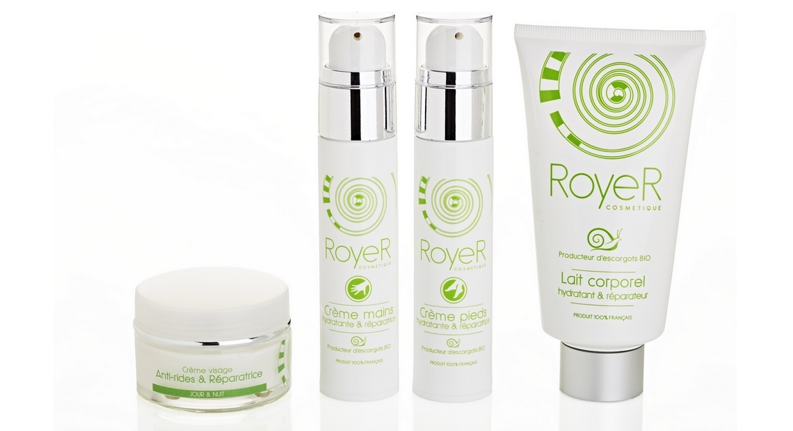 cosmetique bio royer