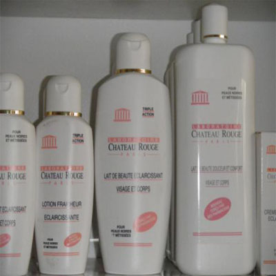 cosmetique chateau rouge