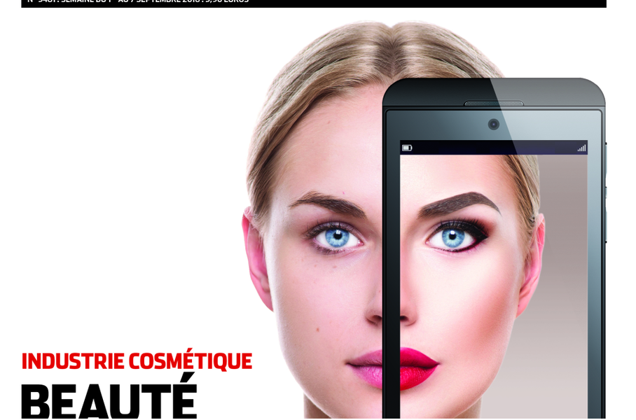cosmetique connectee
