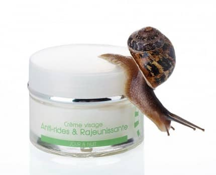 cosmetique escargot