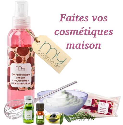 cosmetique fait maison facile
