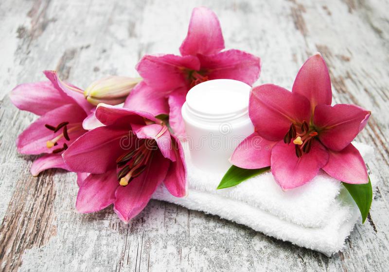 cosmetique fleur