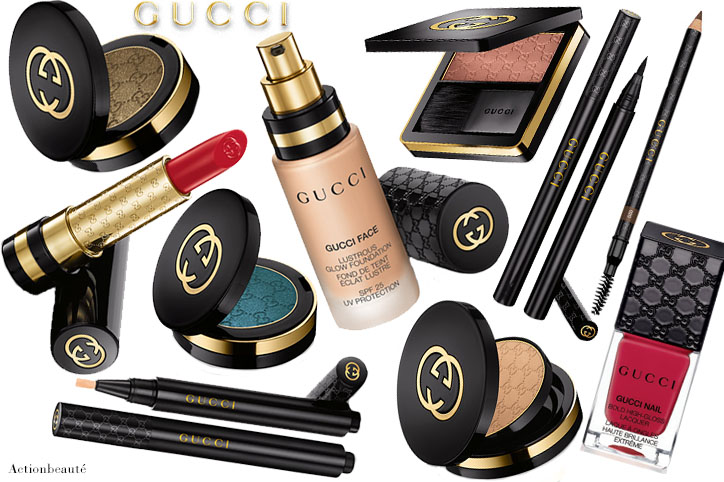 cosmetique gucci