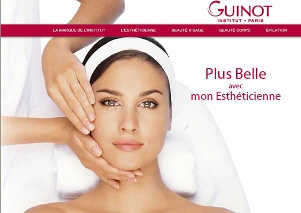cosmetique guinot
