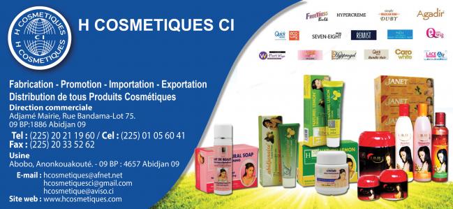 cosmetique h&m