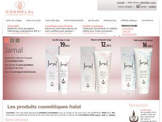 cosmetique halal bio