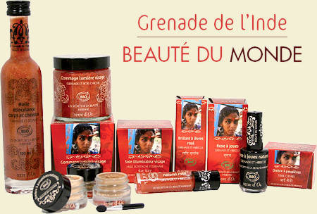 cosmetique indien