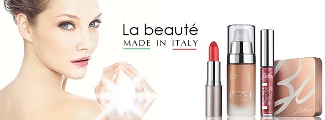 cosmetique italie