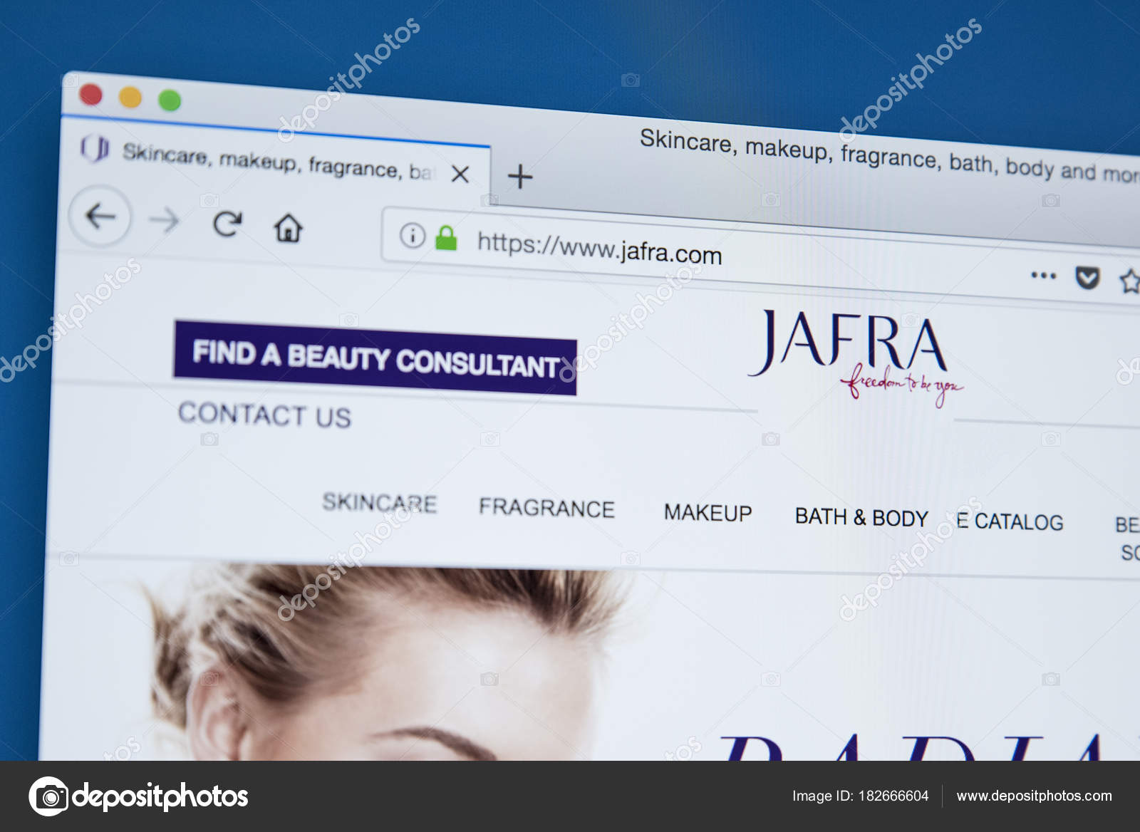 cosmetique jafra