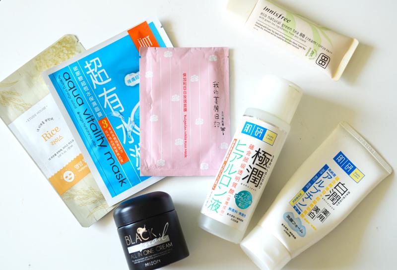cosmetique japonais