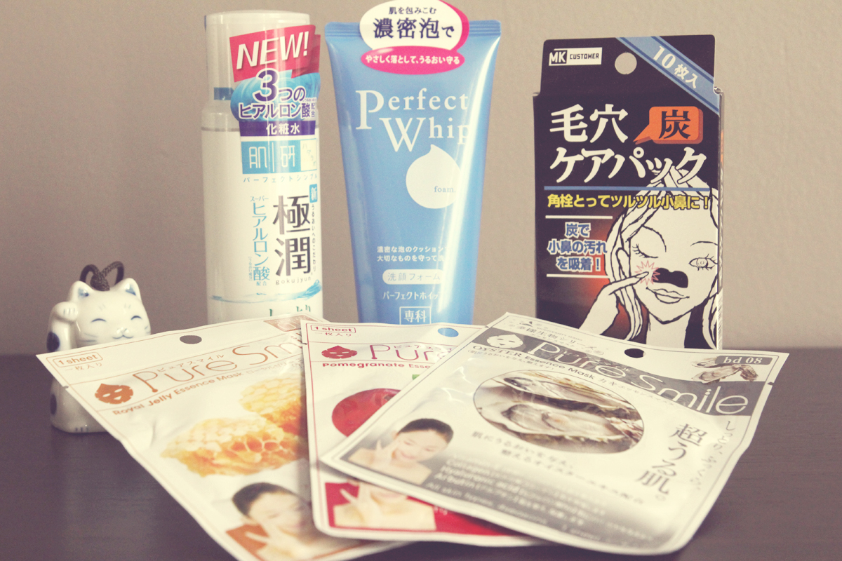 cosmetique japonaise