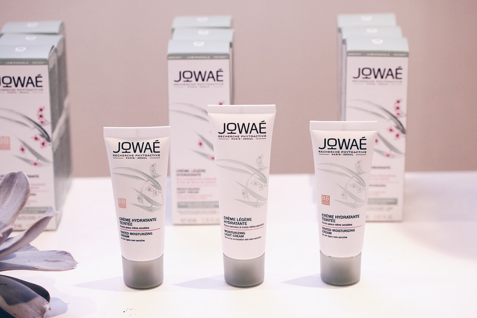 cosmetique jowae
