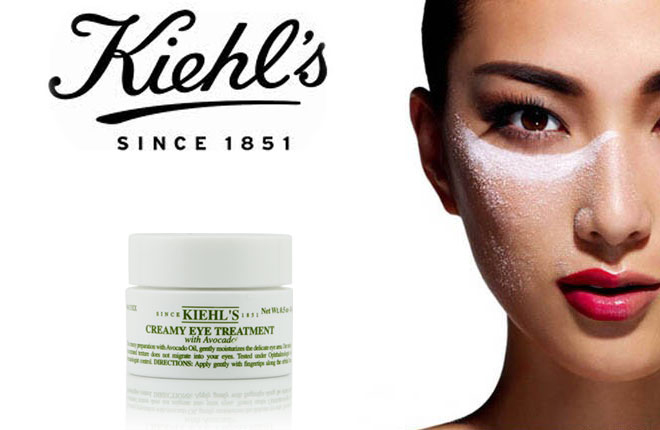 cosmetique kiehl's